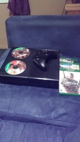 Xbox One for sale!!! Games included in Biloxi, Mississippi