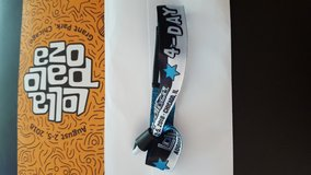 1 LOLLAPALOOZA 2018 4-Day Wristband Pass 4 Day in Bolingbrook, Illinois