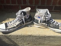 Men's converse size 12 in Fort Campbell, Kentucky