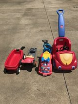 5 outside toys in Fort Campbell, Kentucky