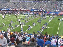 Chicago Bears vs New York Giants (4)Tickets in Bolingbrook, Illinois