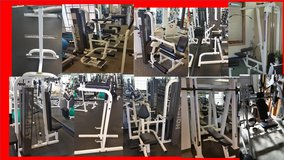 Gym fitness weights machines package in Temecula, California