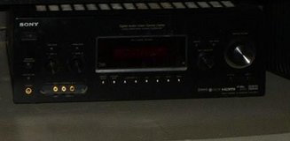 Sony 7.2 Home Theater Receiver in Leesville, Louisiana