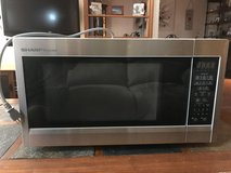 Sharp Stainless Steel Microwave in Alamogordo, New Mexico