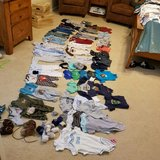 3 month boys clothing in Fort Knox, Kentucky