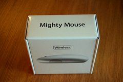 Apple Wireless Mighty Mouse in 29 Palms, California