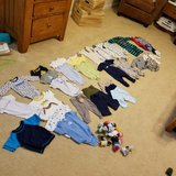 Newborn, 0-3 boys clothing in Fort Knox, Kentucky