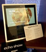 Amazon Echo Show and Echo Dot in Tacoma, Washington