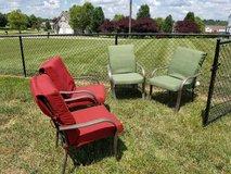HIGH BACK OUTDOOR CHAIR SETS in Fort Knox, Kentucky