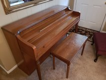 Upright Piano in Sandwich, Illinois