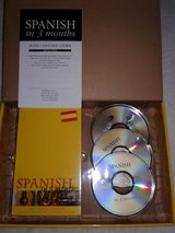 SPANISH IN 3 MONTHS in Vacaville, California