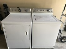 Maytag supersize capacity washer and dryer in Perry, Georgia