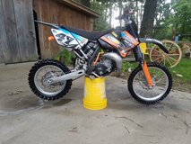 2009 KTM 85 SX In Excellent Condition PRICE REDUCED AGAIN in Fort Polk, Louisiana