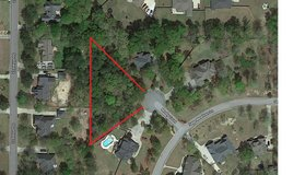 Lot in Southfield Plantation in Warner Robins, Georgia