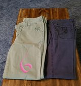 Women's Slacks and Capris Size 8 in Fort Riley, Kansas
