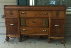 1920's Art Deco Server / Dresser in Naperville, Illinois