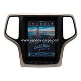Tesla Style GPS Navigation for Jeep Grand Cherokee 2014-2017 in Los Angeles, California