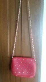 one size Red leather Purse / Cross-Body One Size Small Purse in Okinawa, Japan