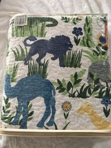 2 twin size Wild Animal quilts in Okinawa, Japan