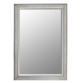 Reduced! Beautiful large Ikea mirror (silver color) in Spangdahlem, Germany