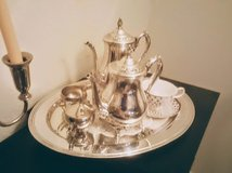 Silverplated Tea Set in Pensacola, Florida