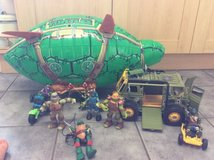 Teenage mutant ninja turtle bundle in Lakenheath, UK