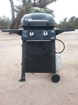 Barbecue in Yucca Valley, California
