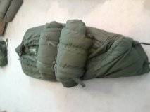 3 Military Sleeping Bags, OD Green in Fort Leonard Wood, Missouri