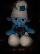 XLarge Smurf's Gutsy plush in The Woodlands, Texas