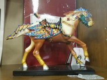 Trail of Painted Ponies: Dynasty Pony in Yucca Valley, California