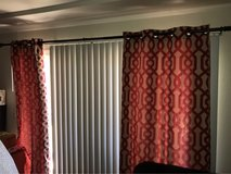 curtains- 80 inches long in Travis AFB, California
