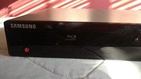 Samsung BD-P2500 Blu-ray Player 2008 in Fort Benning, Georgia