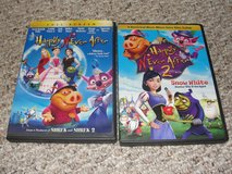 HAPPILY NEVER AFTER I & II DVD in Camp Lejeune, North Carolina