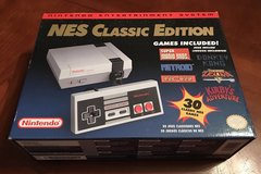 NEW Nes Classic Loaded w/ 800 Games !! in Beaufort, South Carolina