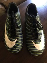 Nike soccer shoes in Lockport, Illinois