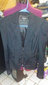 Black bebe Blazer Beautifully lined size 0 in Conroe, Texas