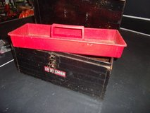 VTG Craftsman Metal Tool Box in Warner Robins, Georgia
