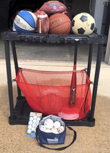Lot of Sports Equipment in Kankakee, Illinois