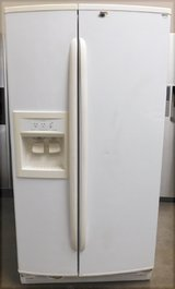 26 CU. FT. KENMORE SIDE-BY-SIDE REFRIGERATOR- SMOOTH WHITE in Oceanside, California