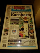 Dale Earnhardt Memorabilia in Norfolk, Virginia