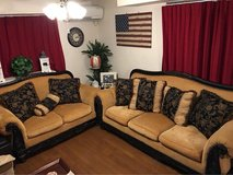 Ashley Couch & Loveseat in Fort Hood, Texas