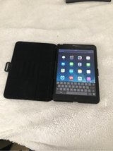 iPad mini with speck case.  needs new glass. in St. Charles, Illinois
