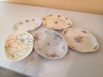 Lot of 5 platters in Alvin, Texas