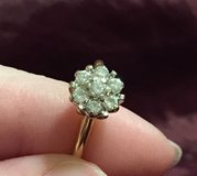 .5 Ct Gold Diamond Engagement Ring. in Warner Robins, Georgia