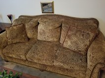 Couch and chair in Clarksville, Tennessee