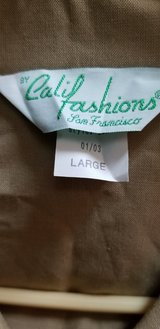 NEW LS Charlie Maternity blouse Large in Camp Lejeune, North Carolina