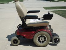 JAZZY 1170XL POWER CHAIR      (400lbs cap.) in Orland Park, Illinois
