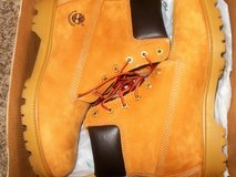 Womens Wheat Timberland Boots size 10 in Fairfax, Virginia