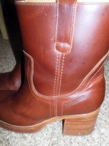Women's Durango leather brown Boots in Bolling AFB, DC