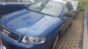Automatic Audi a4 full leather/inspection new in Hohenfels, Germany